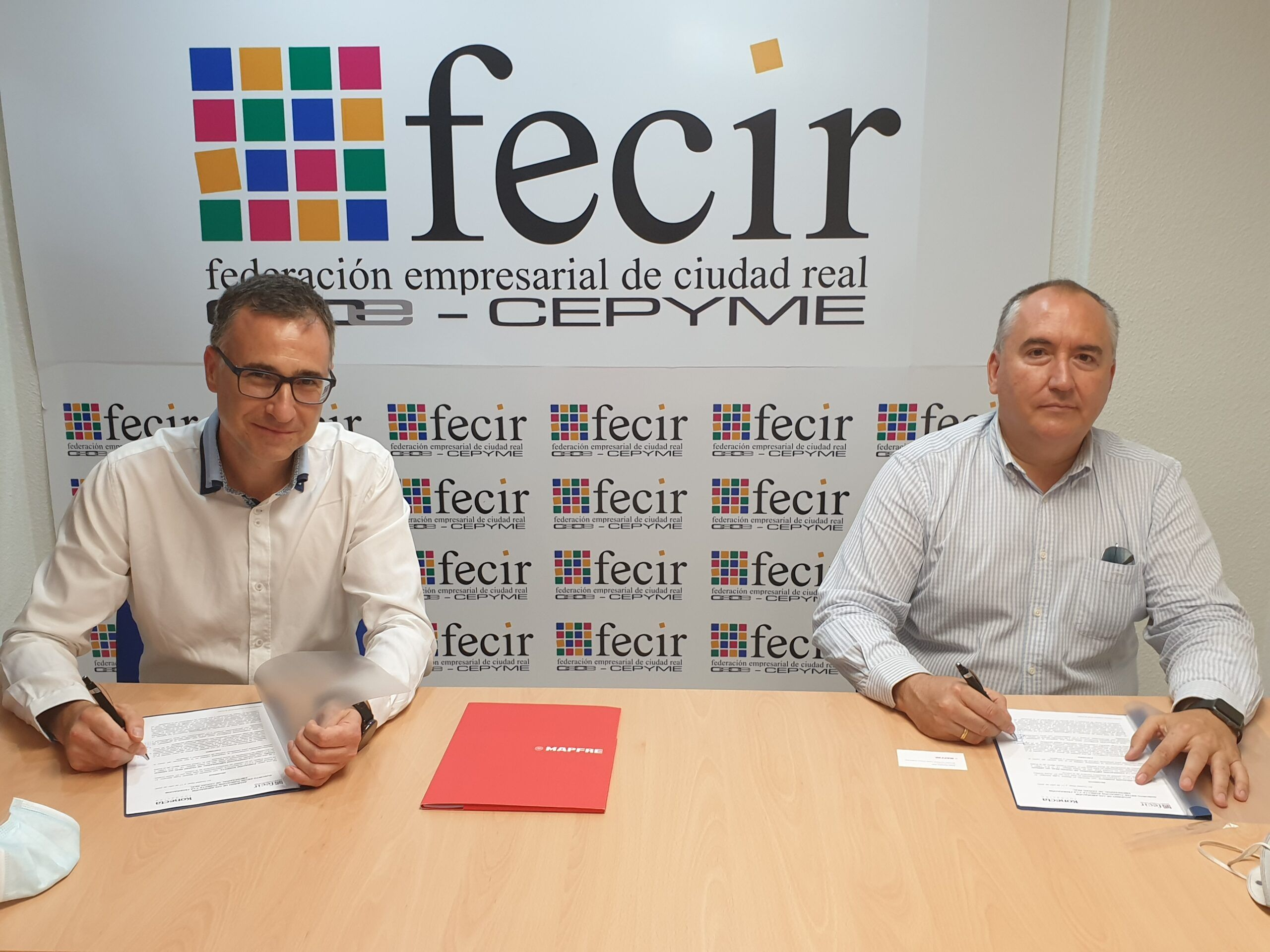 FECIR Ciudad Real se une al programa social de empleo de Fundación Mapfre