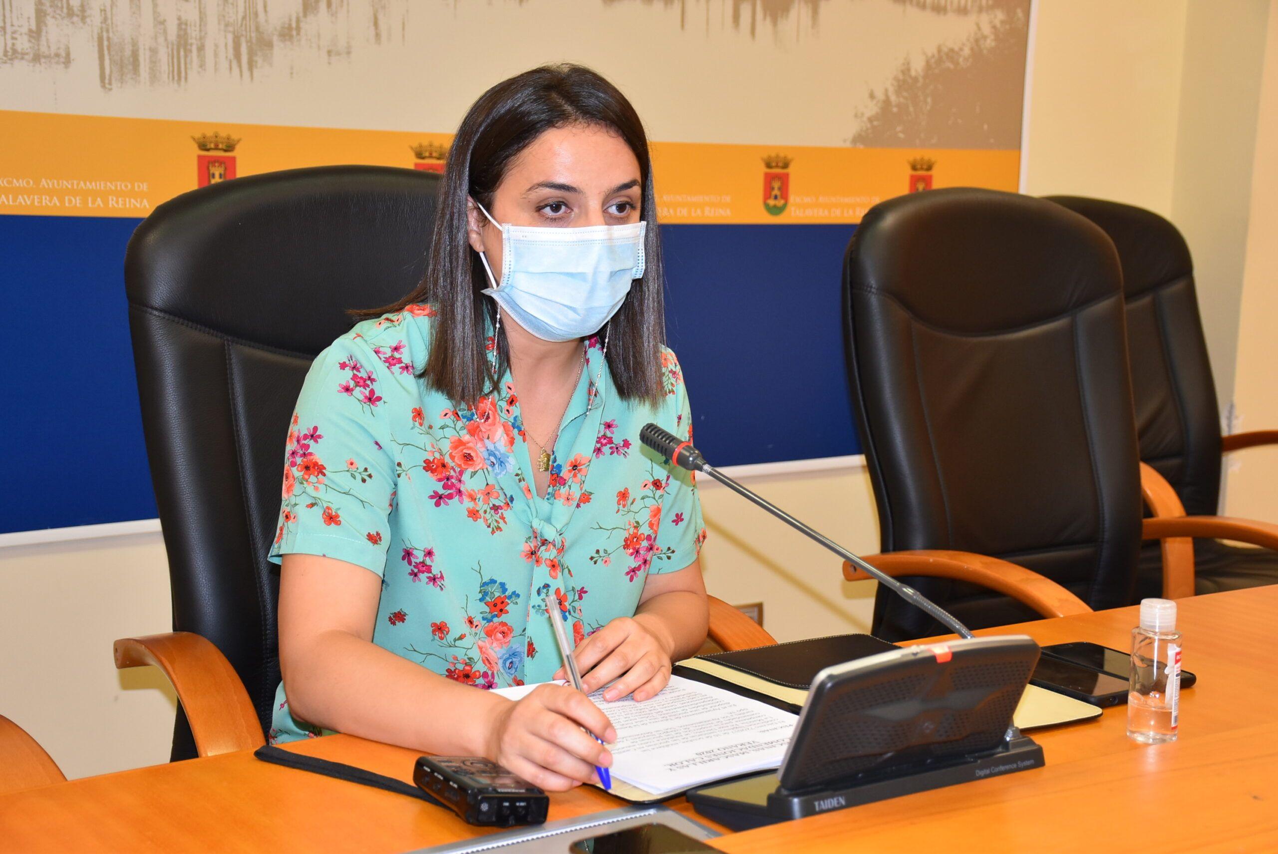"""Marta Ramos: """"la mascarilla es la herramienta más eficaz que tenemos al alcance para evitar rebrotes"""""""