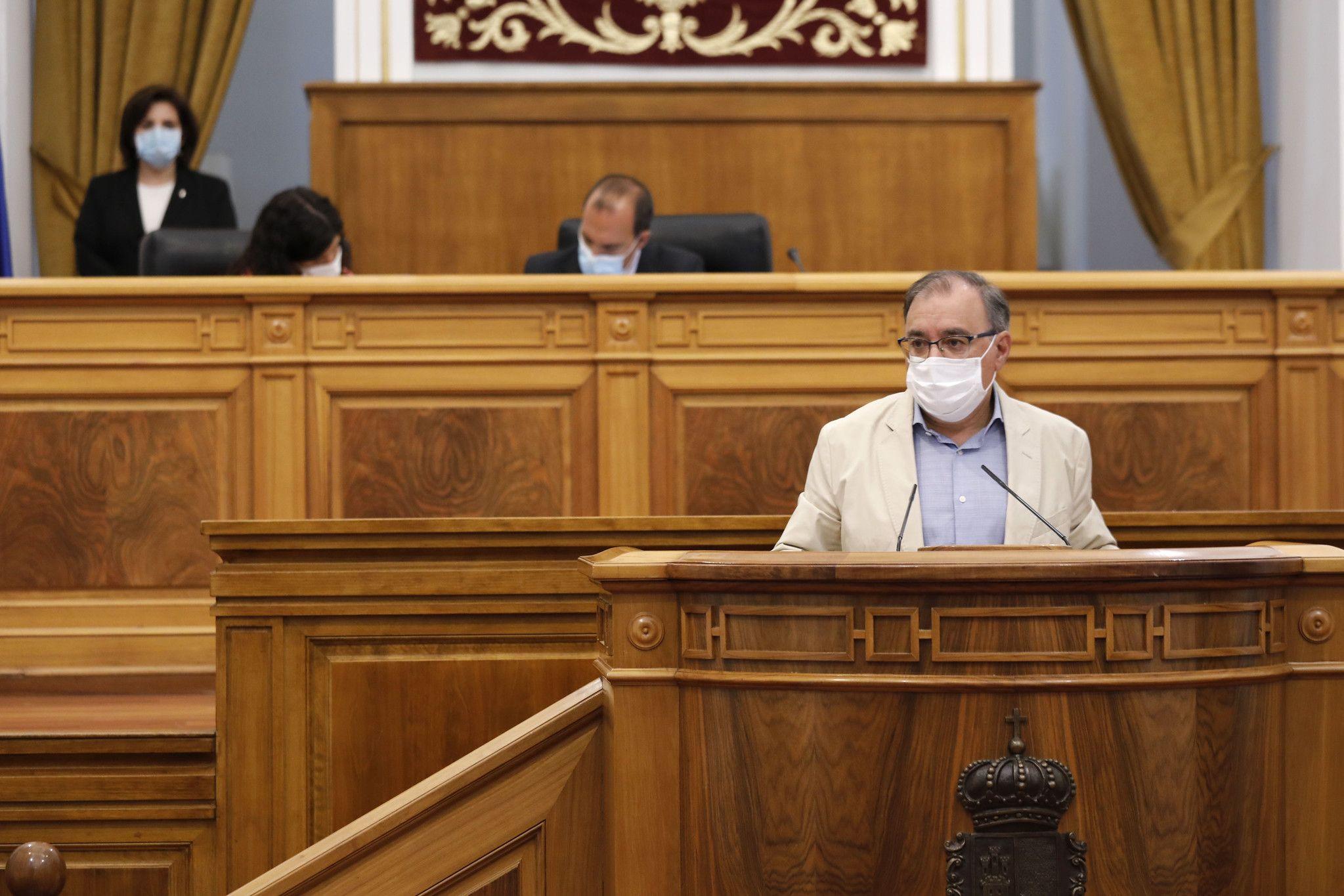 "Mora al PP: ""No se han comportado como un partido dispuesto a gobernar CLM sino como un partido radical"""