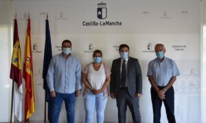 El Gobierno de Castilla-La Mancha agradece el apoyo de la FEMP en la reivindicación de la recuperación del servicio de transporte de competencia nacional