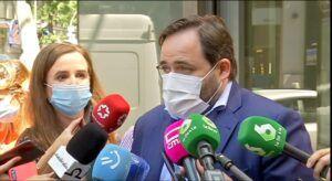 """Núñez lamenta que los castellano-manchegos estén sufriendo un Gobierno de Page de """"insultos, faltas de respeto y despropósitos"""""""