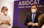 Núñez avanza que el PP-CLM llevará a las Cortes regionales una batería de medidas para impulsar el sector productivo del calzado