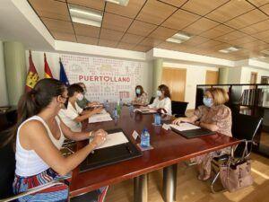 El Gobierno de Castilla-La Mancha reanuda las obras de la residencia de mayores 'Pocitas del Prior' en Puertollano con un presupuesto de 1,4 millones de euros