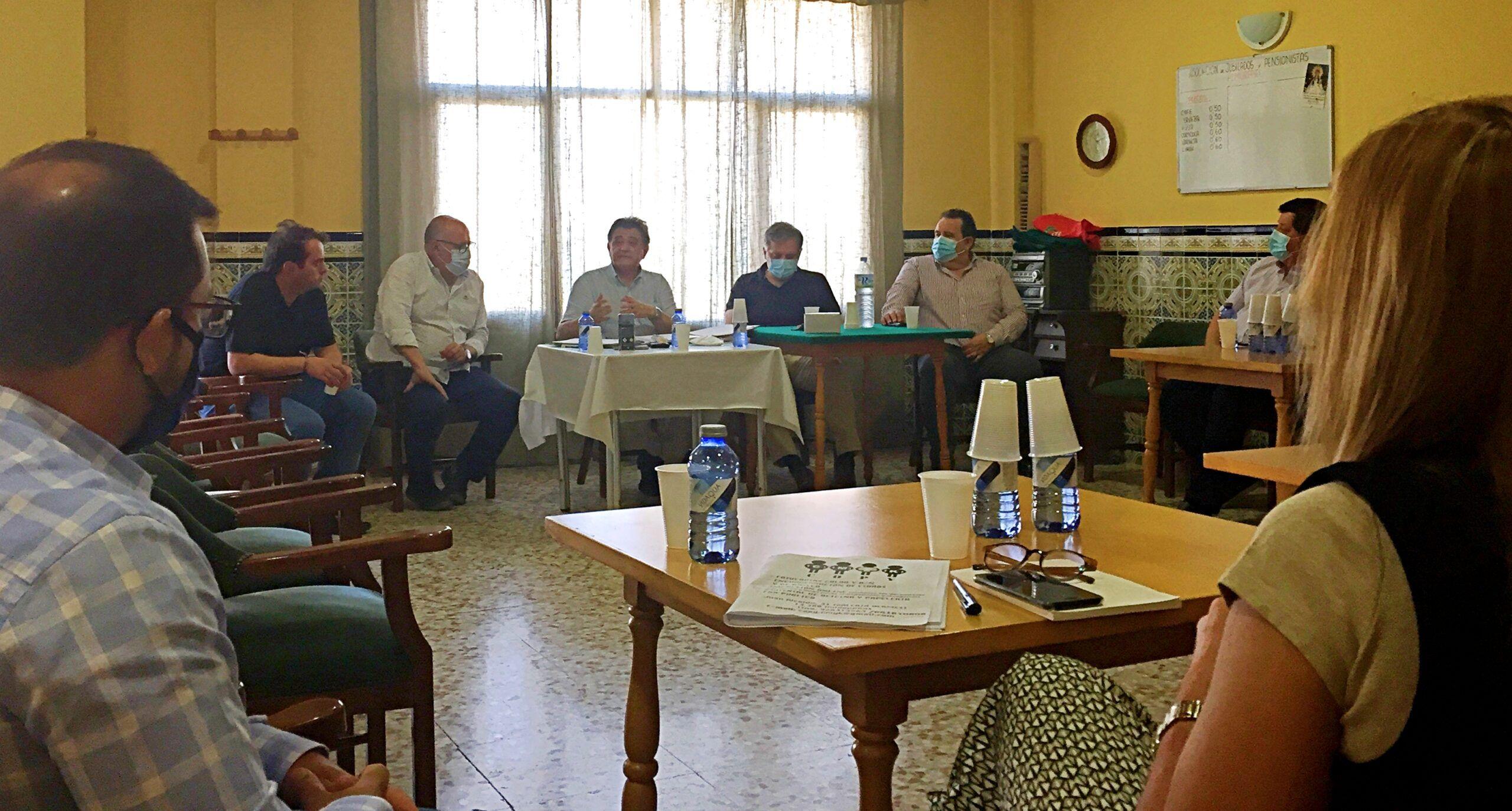 Los grupos municipales del PP en la Comarca de Valdepeñas reclaman la necesidad de dotar de UCI al Hospital de Valdepeñas