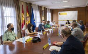 Más de 250.000 castellano-manchegos han recibido algún tipo de prestación social en el último mes