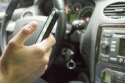 Uno de cada tres conductores admite que se distrae con el móvil al volante