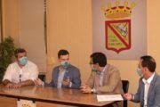 """El Gobierno regional destina 130.000 euros a obras RAM en dos centros educativos de Fuensalida, entre ellas la instalación de un ascensor en el CEIP """"Tomás Romojaro"""""""
