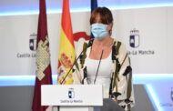 El Gobierno de Castilla-La Mancha ha realizado esta semana un nuevo envío a los centros sanitarios con cerca de 4,5 millones de artículos de protección