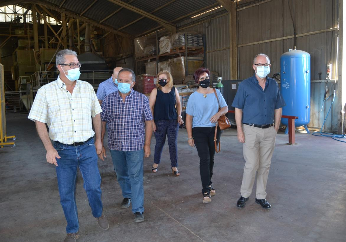 El Gobierno regional apoya al sector agroalimentario a través del Focal, que ha generado 800 millones de inversión en los últimos cinco años