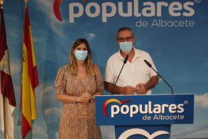Agudo apela a la responsabilidad de García-Page y Cs para aprobar la comisión de reconstrucción sanitaria, económica y social de CLM que propone Paco Núñez