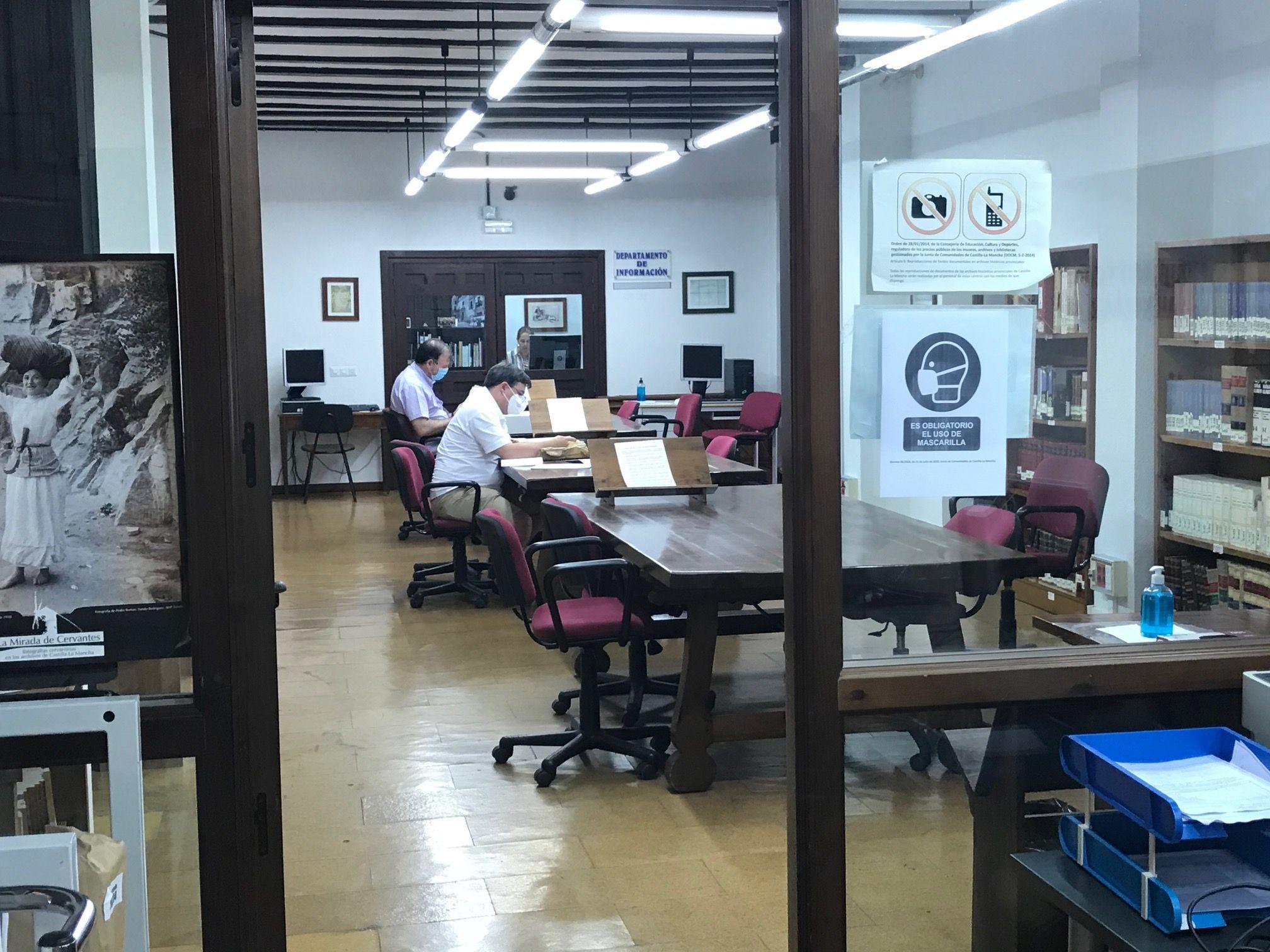 El Gobierno regional celebrará el próximo 9 de junio el Día Internacional de los Archivos de forma presencial y virtual por toda la Comunidad Autónoma