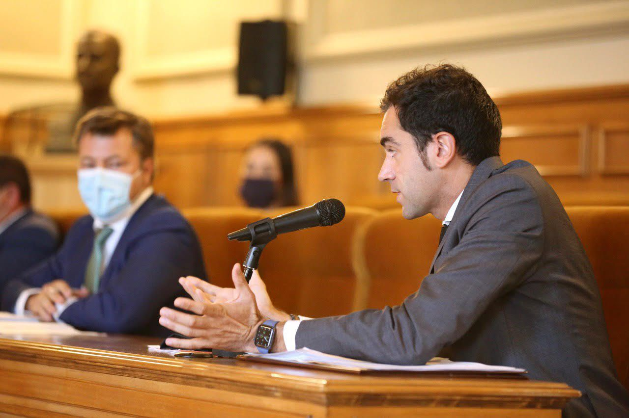 Cs acusa a la Diputación de Toledo de faltar a la verdad al