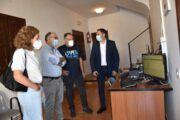 La Diputación y la Junta invierten 555.000 euros para que 212 pueblos tengan un Punto de Inclusión Digital