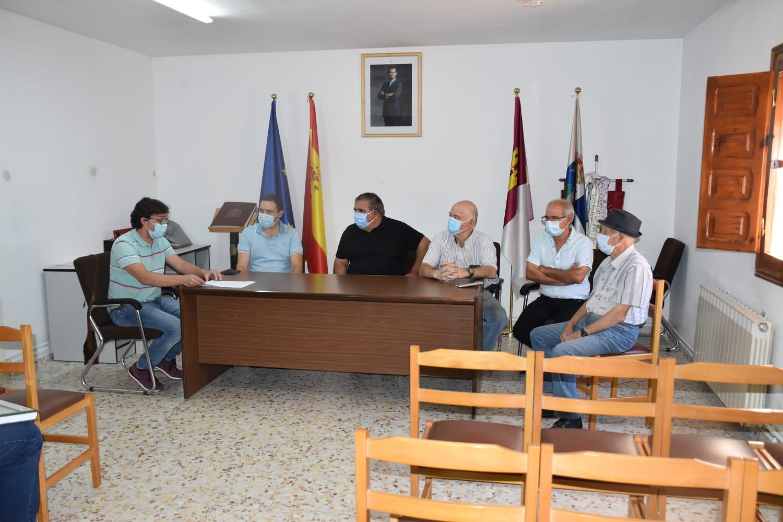 La Diputación invierte 370.000 euros en la rehabilitación de la carretera que une Valdemoro de la Sierra y Campillos Sierra
