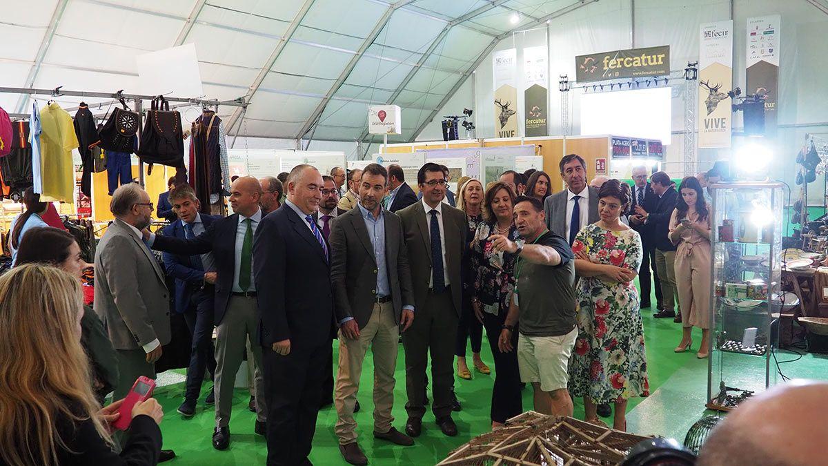 Fercatur será gratuito para expositores de ediciones anteriores y empresas del sector de la región