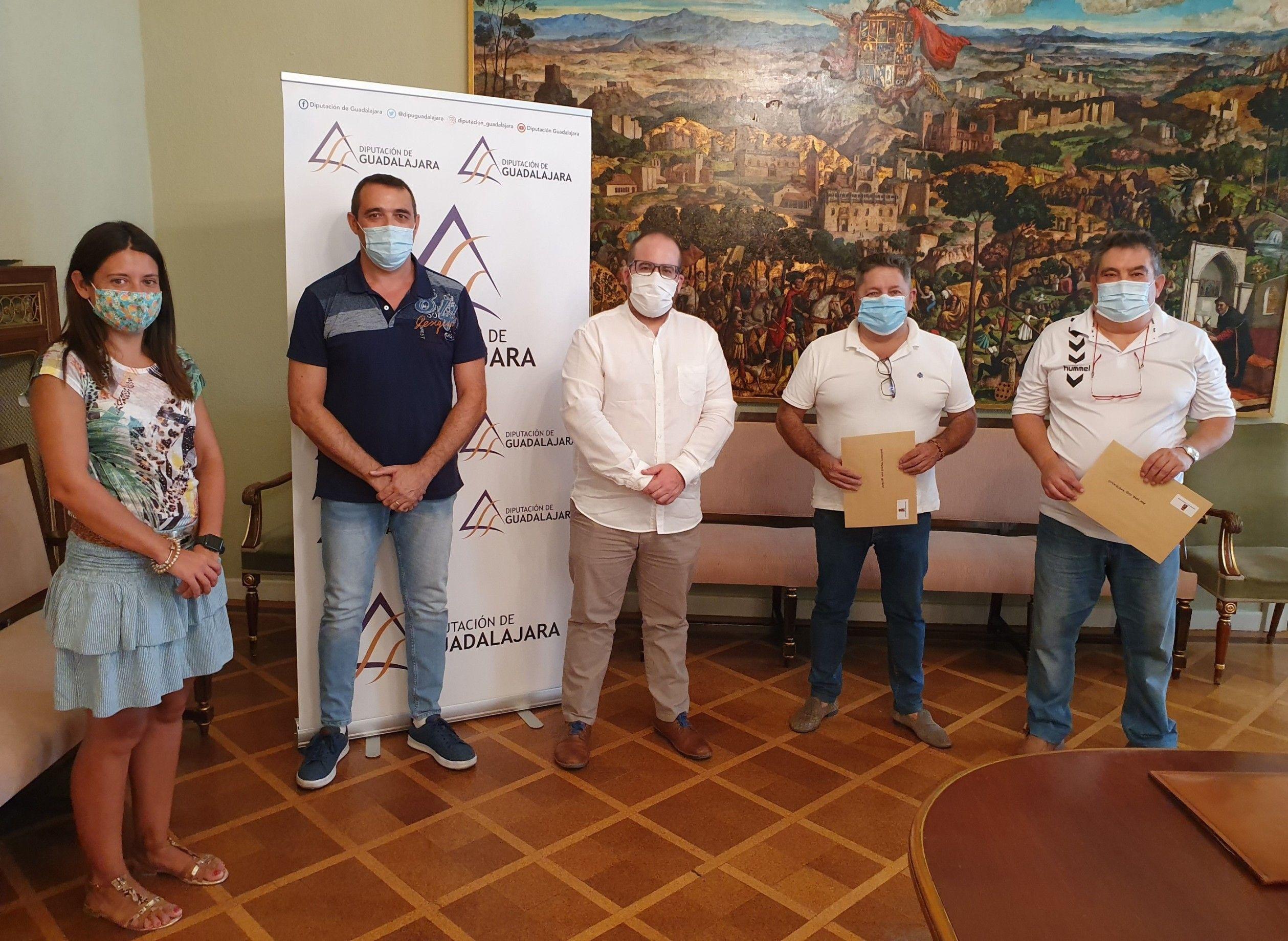 La Diputación aumenta su apoyo al deporte provincial ante la incertidumbre por la crisis sanitaria
