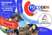 La Diputación de Guadalajara concederá mañana 3 millones de euros a los pueblos de la provincia