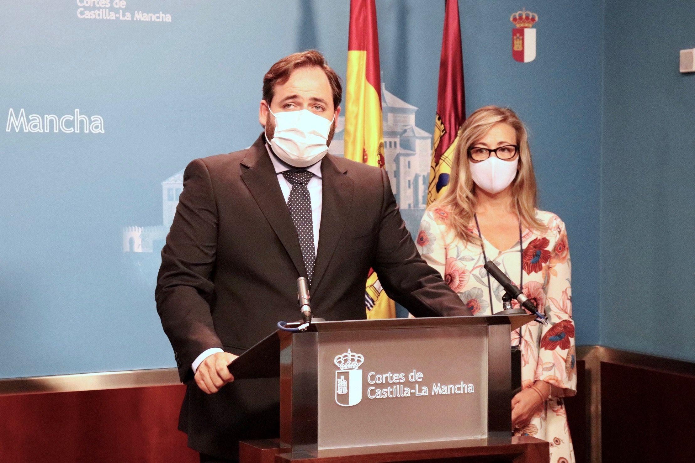 Núñez avisa de que las propuestas del PP-CLM no salen de los despachos, sino de la escucha activa con la sociedad civil