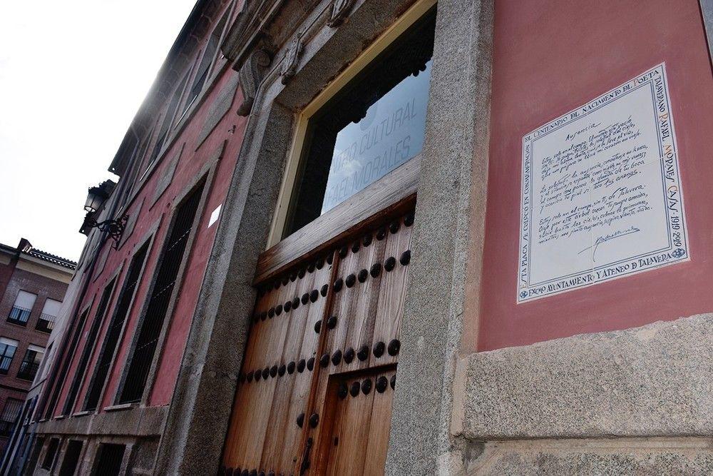 El Ayuntamiento de Talavera ejecutará obras de reforma en simbólicos edificios municipales para mejorar la eficiencia energética y fomentar el ahorro
