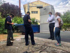 El tercer análisis de las aguas residuales de la depuradora municipal de Cuenca no ha detectado material genético de coronavirus