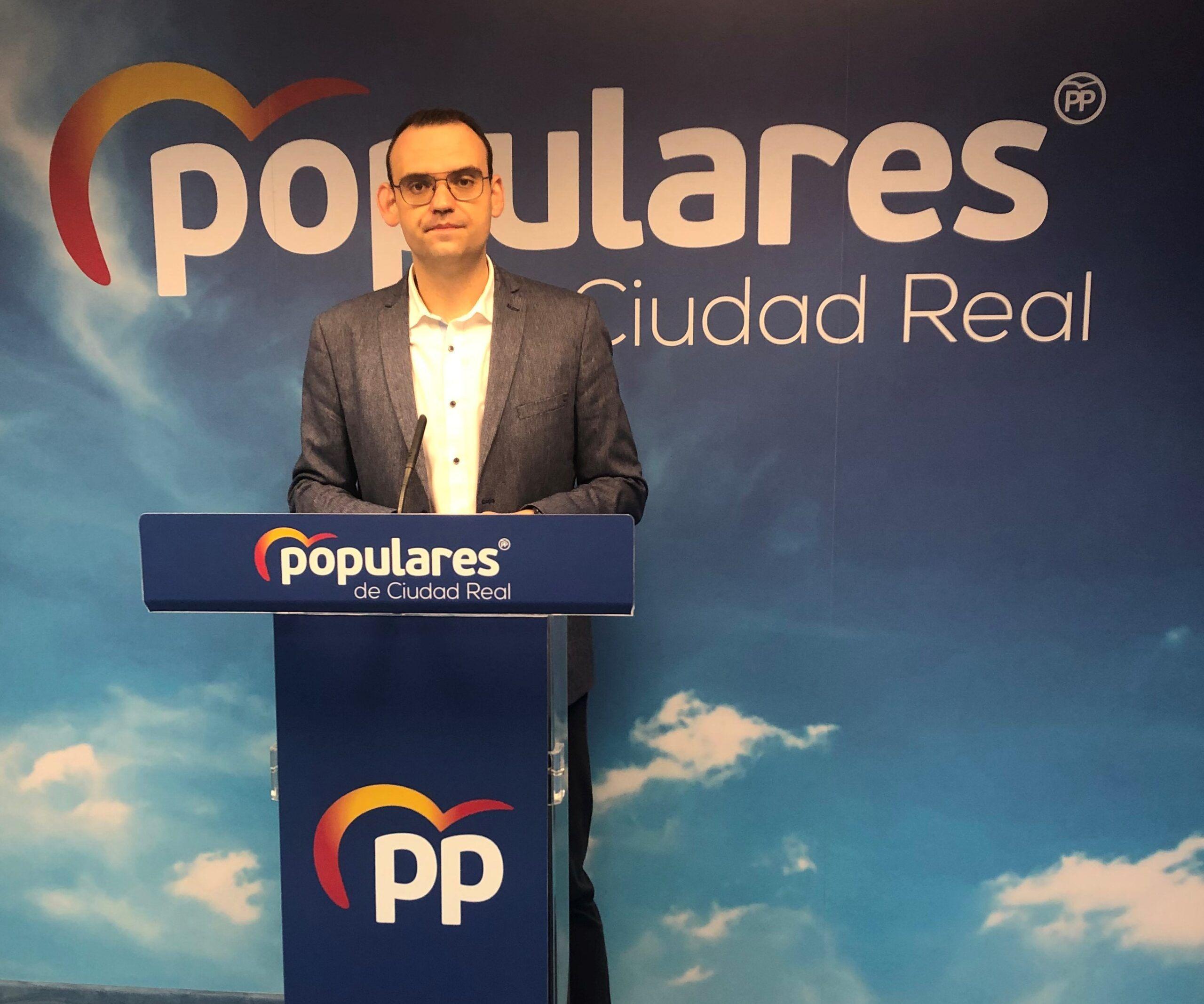 Sánchez de Pablo: La comunidad educativa de Castilla La Mancha merece más atención e información del gobierno del Sr. García Page