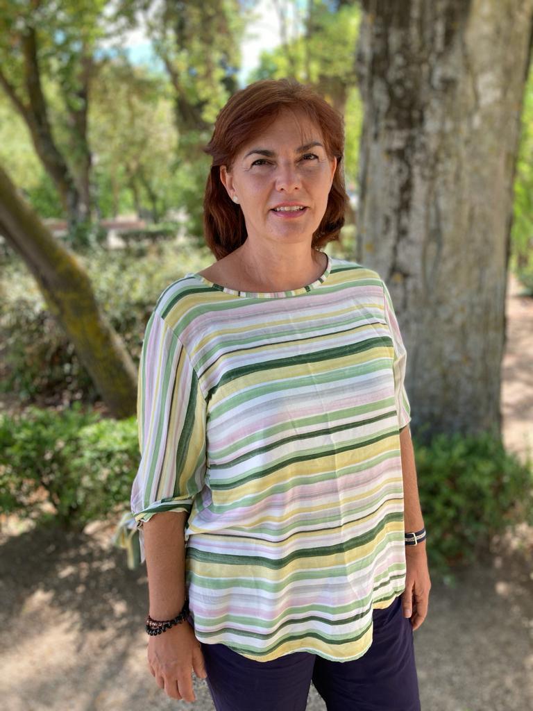 Tierraseca designa a Mercedes Gómez Mena como nueva subdelegada del Gobierno de España en Guadalajara