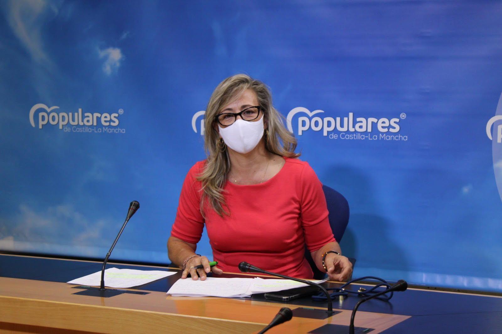 Merino espera que la Comisión para la Reconstrucción de CLM se apruebe en el Pleno para empezar a trabajar cuanto antes de la mano de la sociedad castellano-manchega