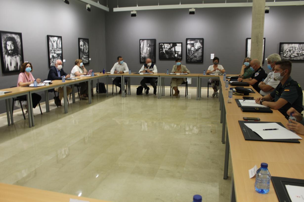 El Gobierno de Castilla-La Mancha destaca que el Plan de Emergencia Exterior de Puertollano se activó en tiempo y de forma satisfactoria