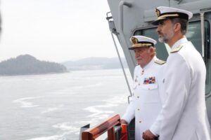 Felipe VI presidirá la apertura del Año Judicial con el Rey emérito bajo sospecha