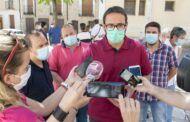 Gutiérrez pide a Núñez que defienda a Page frente al PP de Murcia y Génova para pedir justicia para el Tajo