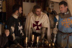 Toledo recupera la actividad cinematográfica con un nuevo rodaje internacional en San Juan de los Reyes y Palacio Galiana