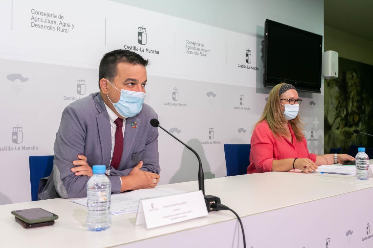 Castilla-La Mancha pide unidad del sector para lanzar un mensaje positivo a los mercados reivindicando su peso como la región vitivinícola más importante del mundo