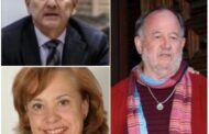 La alcaldesa anuncia los galardones a título póstumo del Rojas para Ignacio Álvarez, Luiz Pablo Gómez y Pilar Olano