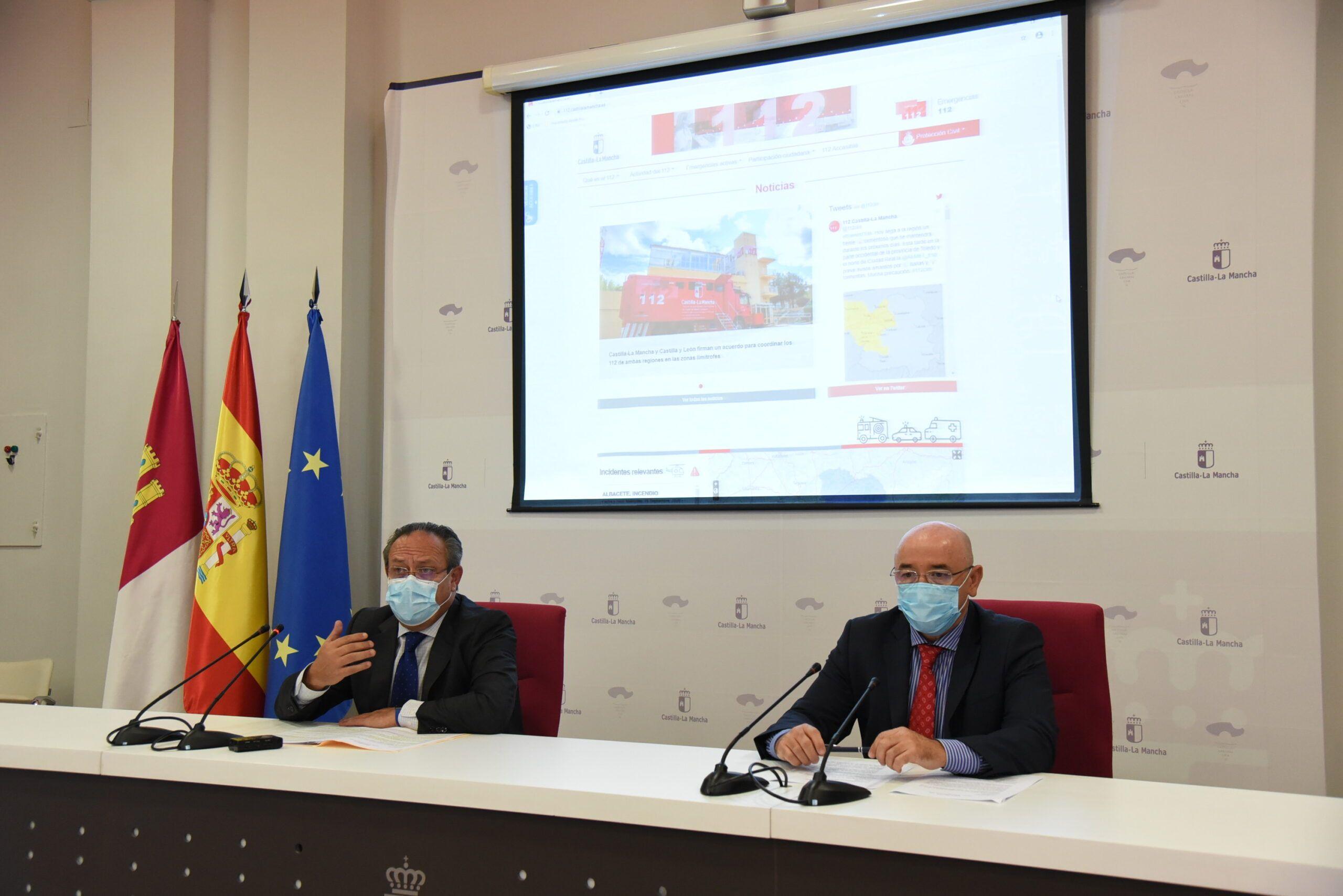 El nuevo portal del 1-1-2 permitirá una comunicación dinámica, rápida y accesible con la ciudadanía en materia de emergencias y protección civil
