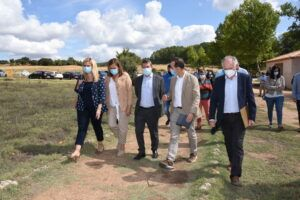 l Gobierno regional destaca que Noheda recibe desde el mes de julio el 25 por ciento de las visitas realizadas a los parques y yacimientos visitables