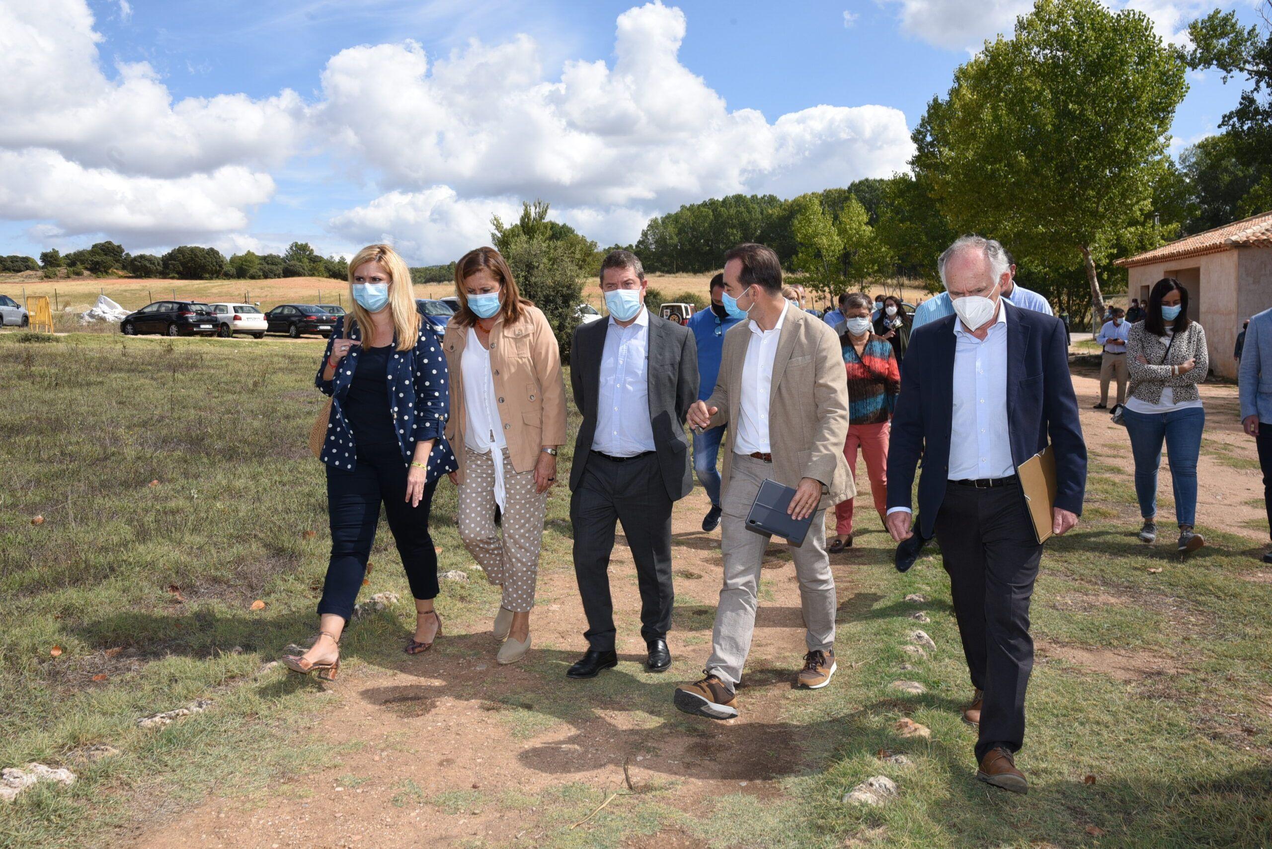 El Gobierno regional destaca que Noheda recibe desde el mes de julio el 25 por ciento de las visitas realizadas a los parques y yacimientos visitables