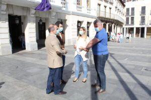 Agudo denuncia que Castilla-La Mancha sea la cuarta región europea con mayor tasa de incidencia por coronavirus