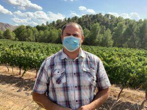 """El PSOE de Albacete reitera su compromiso con el sector agrario al inicio de una vendimia """"que será atípica pero segura y de una gran calidad"""""""