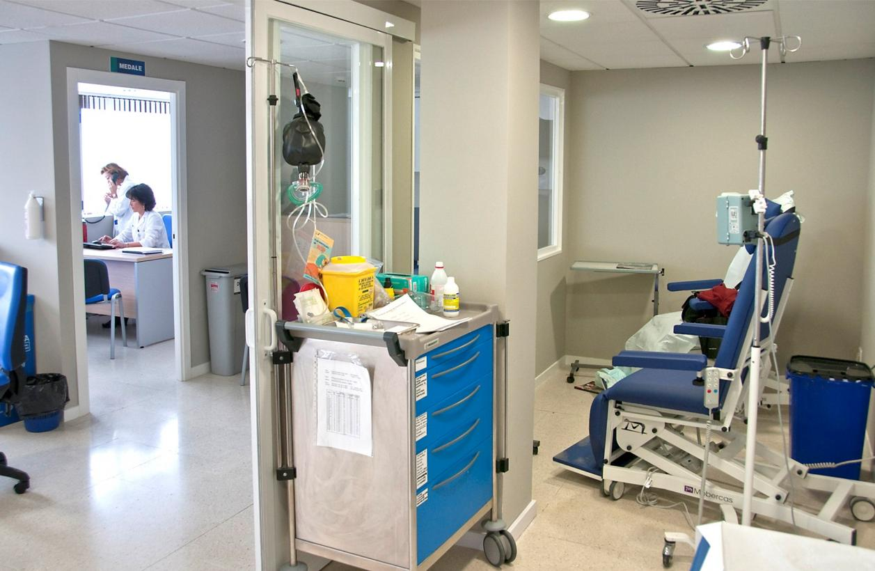 El Gobierno de Castilla-La Mancha muestra su repulsa más contundente ante el episodio violento registrado esta madrugada en el Centro de Salud de Santa Olalla (Toledo)