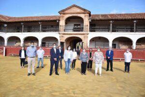 El Gobierno regional incorporará el hotel de la plaza de toros de Almadén a la Red de Hospederías cuando abra sus puertas tras su rehabilitación