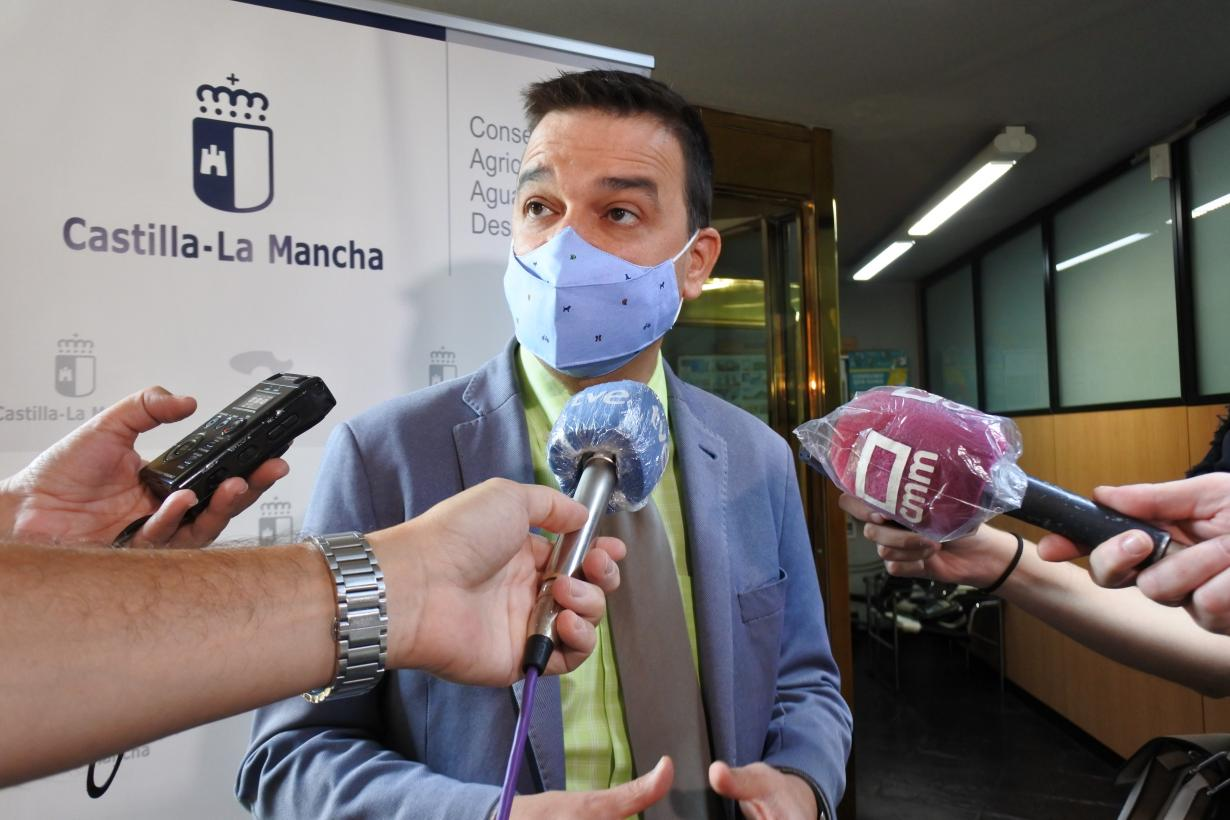 Castilla-La Mancha apuesta por los regadíos sociales y la eficiencia energética con ayudas a la modernización por casi 15 millones de euros