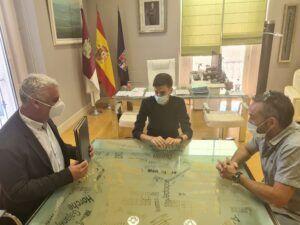 La Diputación reafirma su compromiso con el deporte provincial con tres nuevos convenios con clubes