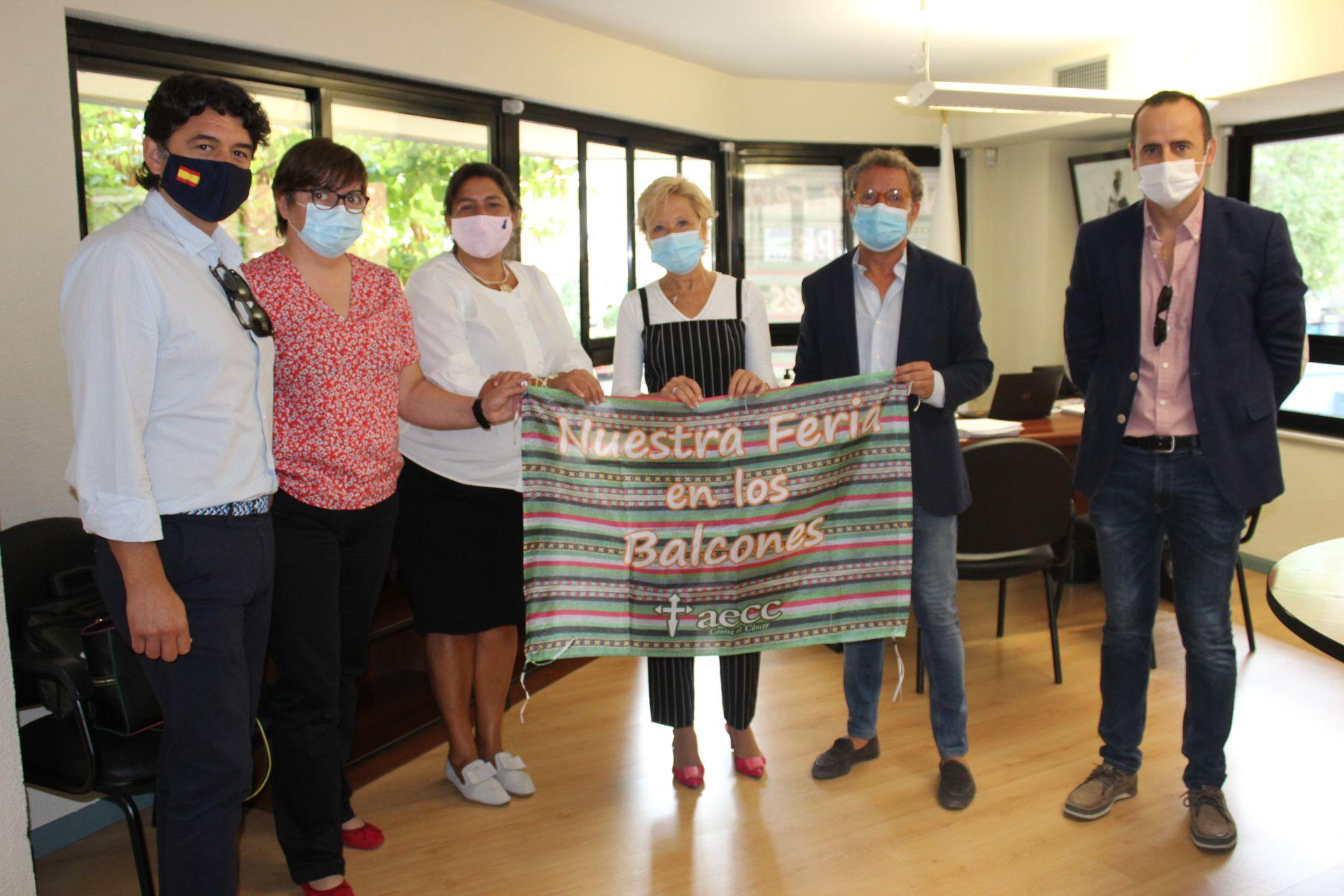 El Grupo Popular de la Diputación de Albacete colabora de forma solidaria con las asociaciones socio sanitarias de la provincia