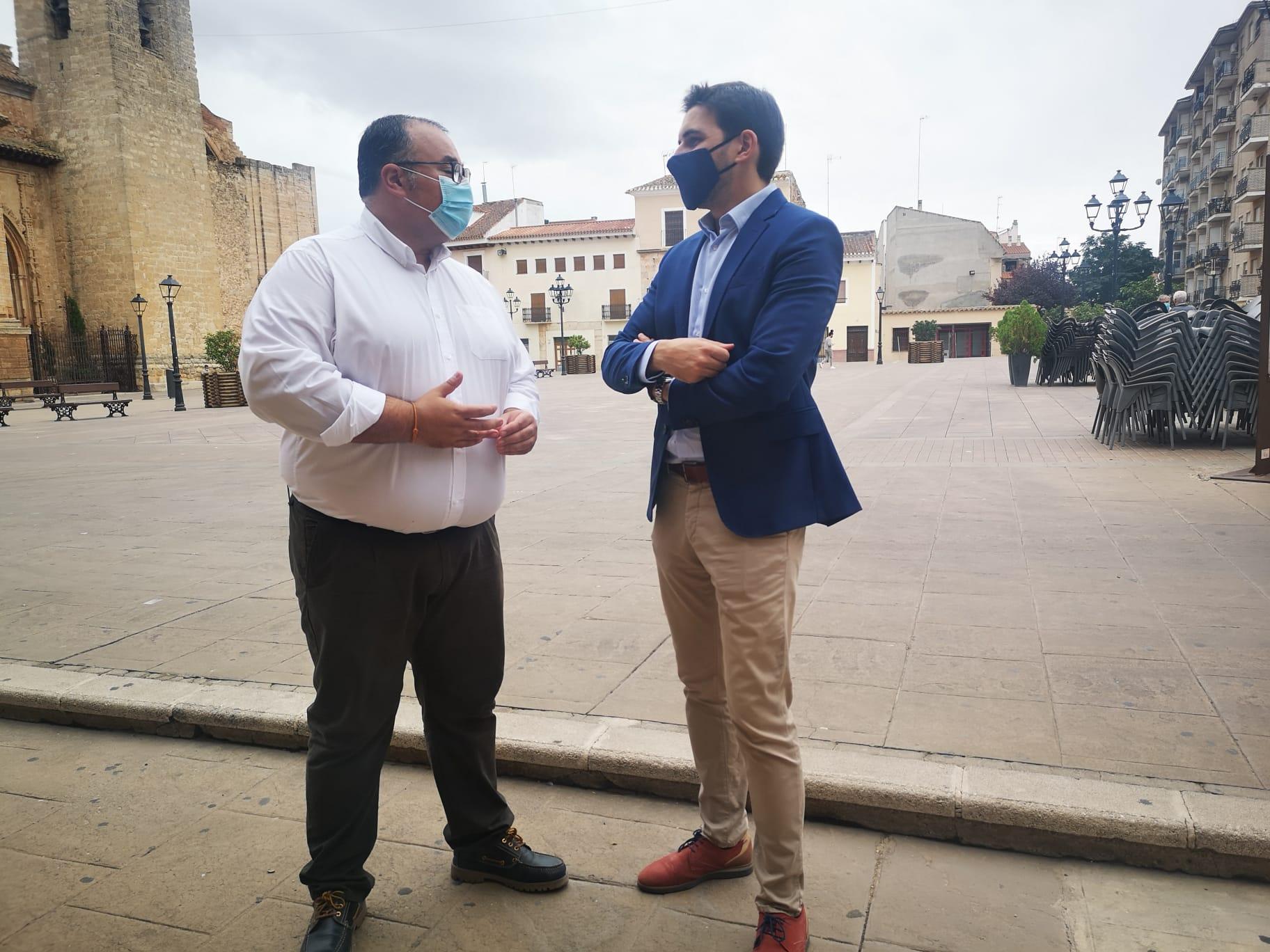 """Santiago Serrano reclama a García-Page una bajada generalizada de impuestos en Castilla-La Mancha para """"equipararnos a la Comunidad de Madrid"""""""