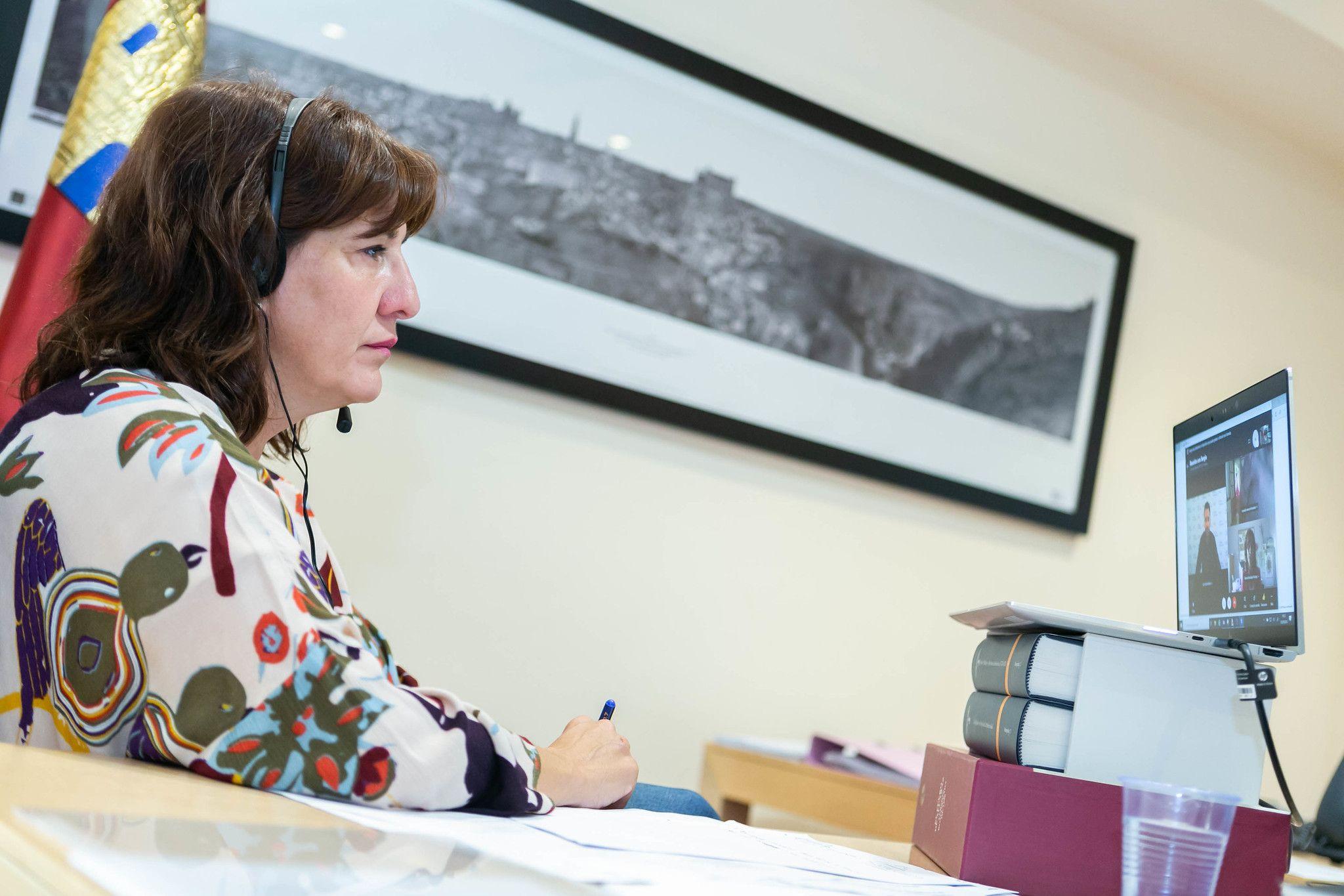 El Gobierno de Castilla-La Mancha aboga por el compromiso social, la educación y la financiación para avanzar en la erradicación de la violencia machista
