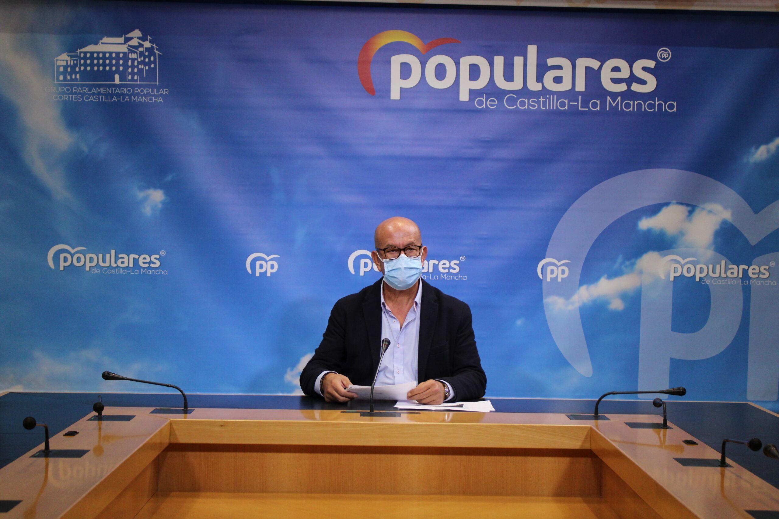 Bravo denuncia el caos en Atención Primaria y cuestiona la veracidad de los datos de contagios que ofrece el Gobierno de Page por municipios