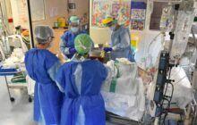 Descienden los hospitalizados por COVID-19 en Castilla-La Mancha