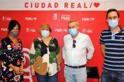 El grupo socialista de Villanueva de los Infantes se interesa por las ayudas que recibe la localidad por parte de Junta y el desarrollo de los proyectos en marcha