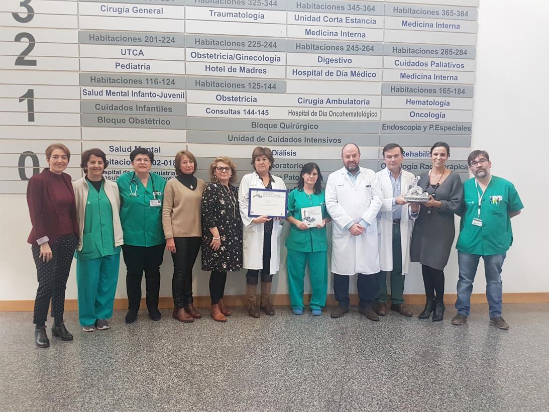 El proyecto 'Participación ciudadana en la salud' de la Gerencia de Atención Integrada de Ciudad Real, premiado por el Ministerio de Política Territorial y Función Pública