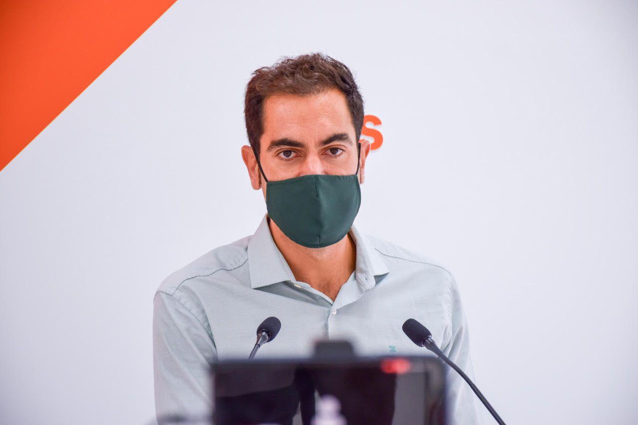 Cs Toledo exige a la Diputación ayudas